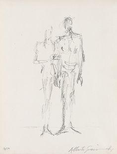 Alberto Giacometti, 1951