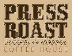 """Check out new work on my @Behance portfolio: """"PRESS ROAST COFFEE HOUSE COMPLETE BRANDING"""" http://be.net/gallery/61677321/PRESS-ROAST-COFFEE-HOUSE-COMPLETE-BRANDING"""