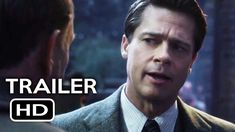 Allied Official Trailer #1 (2016) Brad Pitt, Marion Cotillard Action Dra...
