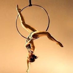 Pure aerial hoopiness