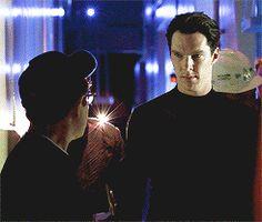 Benedict Cumberbatch as Khan - Star Trek into Darkness (Extras)