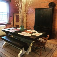 The Mercantile Loft in historic downtown Laramie, Wyoming is a vacation rental listed on Airbnb.com, VRBO.com and tripping.com.