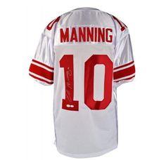 Eli Manning autographed jersey. Alyssa McCarthy · New York Giants!! 3be48fa01