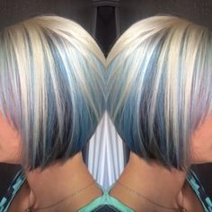 Amazing Creations by the Two Blondes Salon, Montana, USA! - The HairCut Web