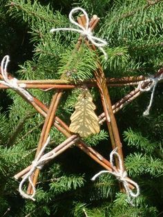 Naturally Progressive, hand made natural rustic gifts and flowers - Natural Christmas Decorations