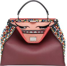 The Fendi Peekaboo 'Limited Edition' Project Bags for the Kids Company   Spotted Fashion