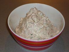 Recettes de cuisine après une gastroplastie: Mousse de thon ou surimi ou crevettes