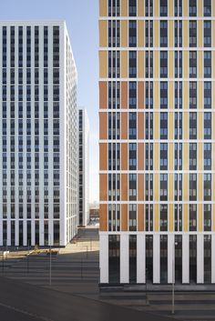 Vodniy Residential Street Block  / SPEECH