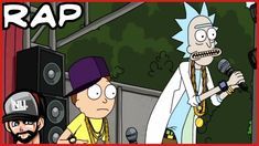 Get Schwifty Rap (Rick and Morty Rap) ft. Gameboyjones Best Rap Songs, Good Raps, Get Schwifty, Rick And Morty, Family Guy, Guys, Fictional Characters, Boyfriends, Fantasy Characters