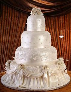 30 ultimate wedding cakes to steal the show cake boss wedding victorian style junglespirit Gallery