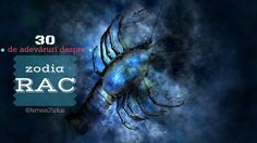 30 de adevăruri despre zodia Rac Rac, Zodiac, Neon Signs, Movies, Movie Posters, Films, Film Poster, Cinema, Movie