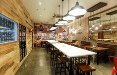 Interior shot for Mongkok Conference Room, Environment, Studio, Interior, Table, Furniture, Home Decor, Decoration Home, Room Decor