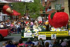 Winchester annual Shenandoah Apple Blossom Festival