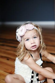 The Audrey Vintage Raw Silk Handmade Triple Rosette Headband with French Tulle Baby Infant Toddler Girl Adult MANY COLORS AVAILABLE