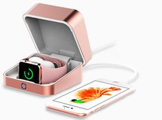 power station box for iwatch work