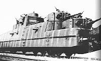 Russian MBV-2 train