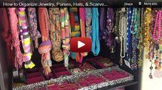 Jewelry Organization & Accessories   www.alejandra.tv