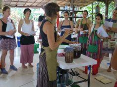 Ubud, Bali RCT training - kombucha workshop