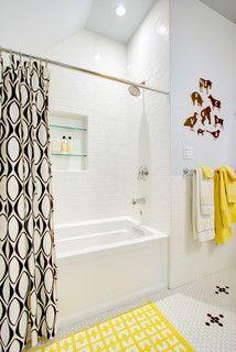 Top Floor Bathroom Addition - contemporary - bathroom - san francisco - by SF Design Build