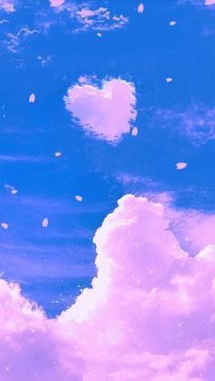 Heart cloud ☁️