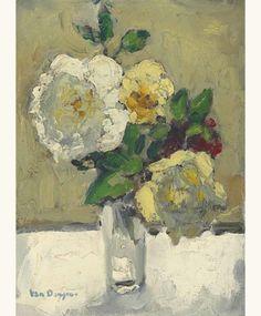 Kees van Dongen「Flowers」