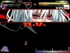 New WinMugen 1.0 - Nightmare Twilight Sparkle vs S_Sakuya