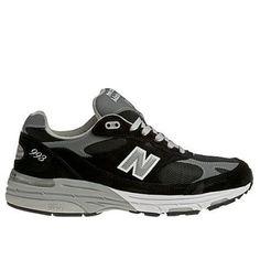 New Balance 993 Men's Running Shoes - MR993BK