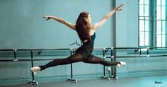 10pieces ofadvice onhow toget inshape from professional ballerinas