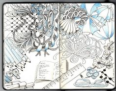 Studio ML: Zentangles®