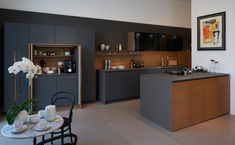 +STAGE Kitchen by Poggenpohl | Compact kitchens
