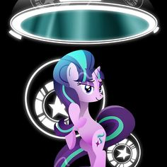 Starlight Glimmer By Tornadotwist Rainbow Cartoon Pony Mlp My Little Pony