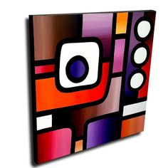 Anyone For Tennis acrylic on box canvas by A Hone Cuadros Diy, Cubism Art, Oil Pastel Drawings, Math Art, Shape Art, Pastel Art, Whimsical Art, Art Lessons, Canvas Wall Art