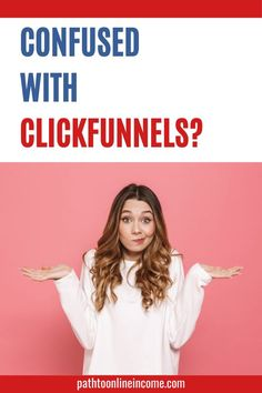 Feeling lost with ClickFunnels? Struggling with integration with your other software? Check out my ClickFunnels Course and other courses. Online Income, Earn Money Online, Make Money Blogging, Way To Make Money, Sales And Marketing, Marketing Tools, Online Marketing, Affiliate Marketing, Feeling Lost