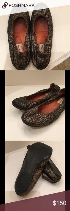 Spotted while shopping on Poshmark: LANVIN luxurious ballet flats size8.5! #poshmark #fashion #shopping #style #Lanvin #Shoes