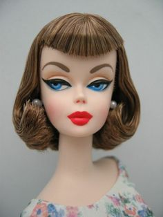 Silkstone Barbie Retro Look OOAK Wonderbilly Doll | eBay.  May 2014 315