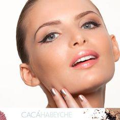 #tbt do meu portfólio, beleza para @lelisblancbeaute #beauty #cacahabeyche #makeup #cacamakeup