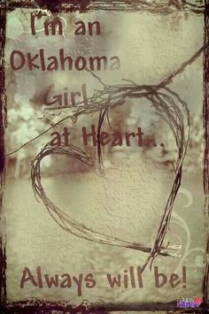 Always a oklahoma girl