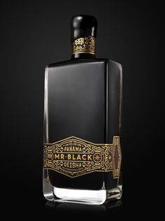 Mr. Black Panama Geisha