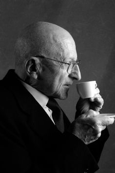 """""""I am a cocktail of science and business..."""" ERNESTO ILLY (1925 – 2008) food chemist, businessman and remembered for his legacy as illycaffè's chairman. FYI: Son of illy's founder, Francesco Illy."""