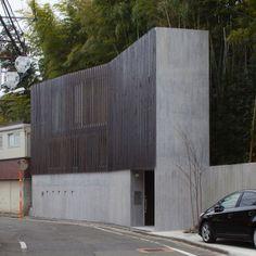 Urba / / News: House indiduelle to Inokashira by Studio NOA - Tokyo, Japan