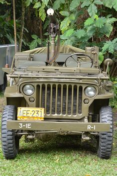 Willys Jeeps - Photo submitted by Santiago Vila.
