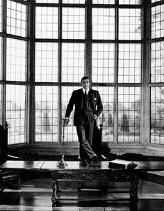 Sean Connery by Leo Fuchs