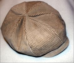 Newsboy Hat  Baby Toddler or Boys Newsboy Style by fourtinycousins    I LOVE this little boy's hat!!!