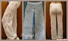 Вот связала штанишки к туники, будет теперь комплект. Вязала из Пехорки Детский хлопок ушло 250г крючком№2.5