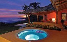Sexy honeymoon spot with a private hot tub - Las Alamandas in Puerto Vallarta, Mexico