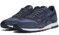 "Reebok Classic Leather Retro Suede ""Athletic Navy"""