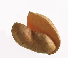 #Drop10 Superfood Sweet Potatoes - Slimming superpowers: These spuds have RS, the same carbs found in lentils that may turn up the body's fat-scorching furnace. RS may also increase production of peptide hormone compounds that signal the brain to stop eating.