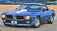 1971 Pontiac Firebird Trans Am http://www.musclecardefinition.com/