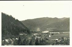 Sør-Trøndelag fylke Midtre Gaudal kommune Støren Oversikt fra bygda. Utg A. Skarbö, Oslo Ubrukt 1920