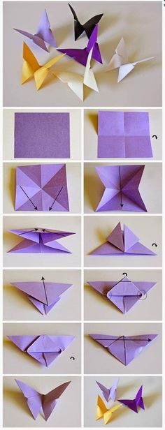 Origami Art Projects How To Make How To Fold Origami Paper Cubes Frugal Fun For Boys And Girls. Origami Art Projects How To Make Easy Paper Craft Projects You Can Make With Kids For Kids. Origami Art Projects How To Make Easy Origami For Kids. Mobil Origami, Instruções Origami, Origami Ball, Paper Crafts Origami, Origami Ideas, Paper Folding Crafts, Origami Gifts, Origami Boxes, Dollar Origami
